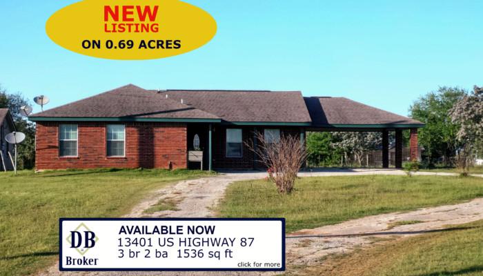 13401 US HIGHWAY 87 ADKINS TX 78101