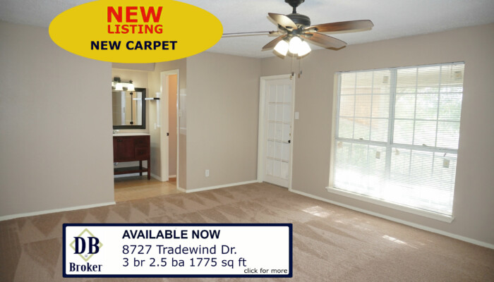AVAILABLE NOW - 8727 TRADEWIND DR. WINDCREST TX 78239
