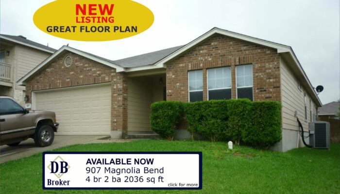 907 Magnolia Bend San Antonio TX 78251