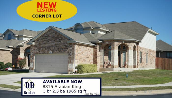 8815 Arabian King San Antonio TX 78109